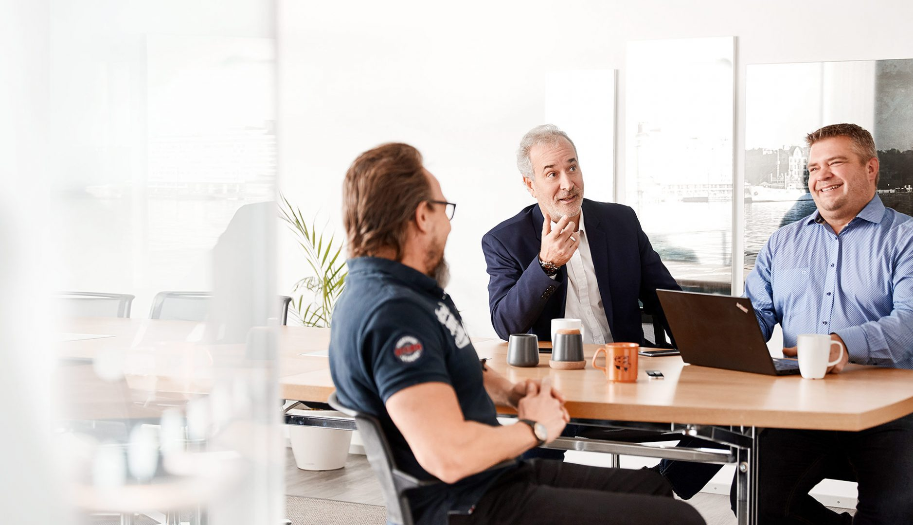B2B Solutions strateginen IT-kumppani